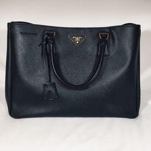 Vintage Prada Saffiano Bag